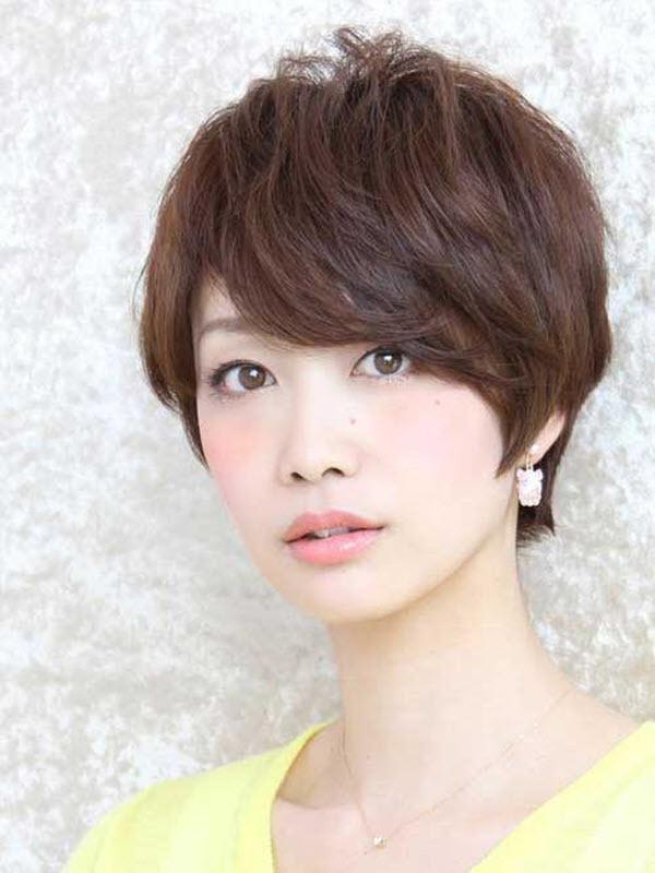 Kiểu tóc tém nữ