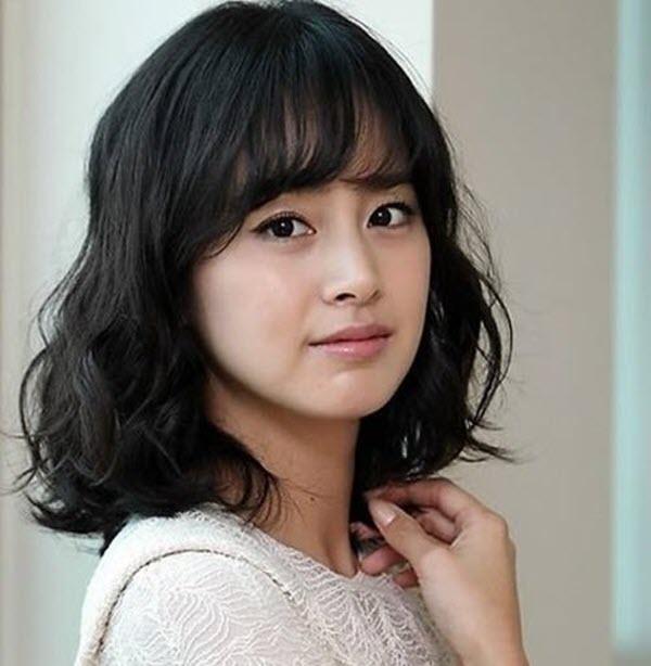 Mẫu tóc ngắn Hàn Quốc