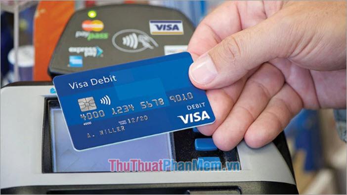 Thẻ ghi nợ là gì