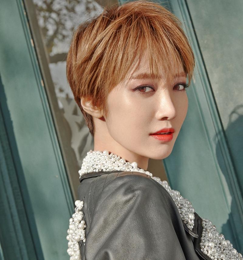 Tóc ngắn kiểu Hàn Quốc