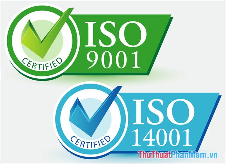 Các loại ISO hiện nay (1)
