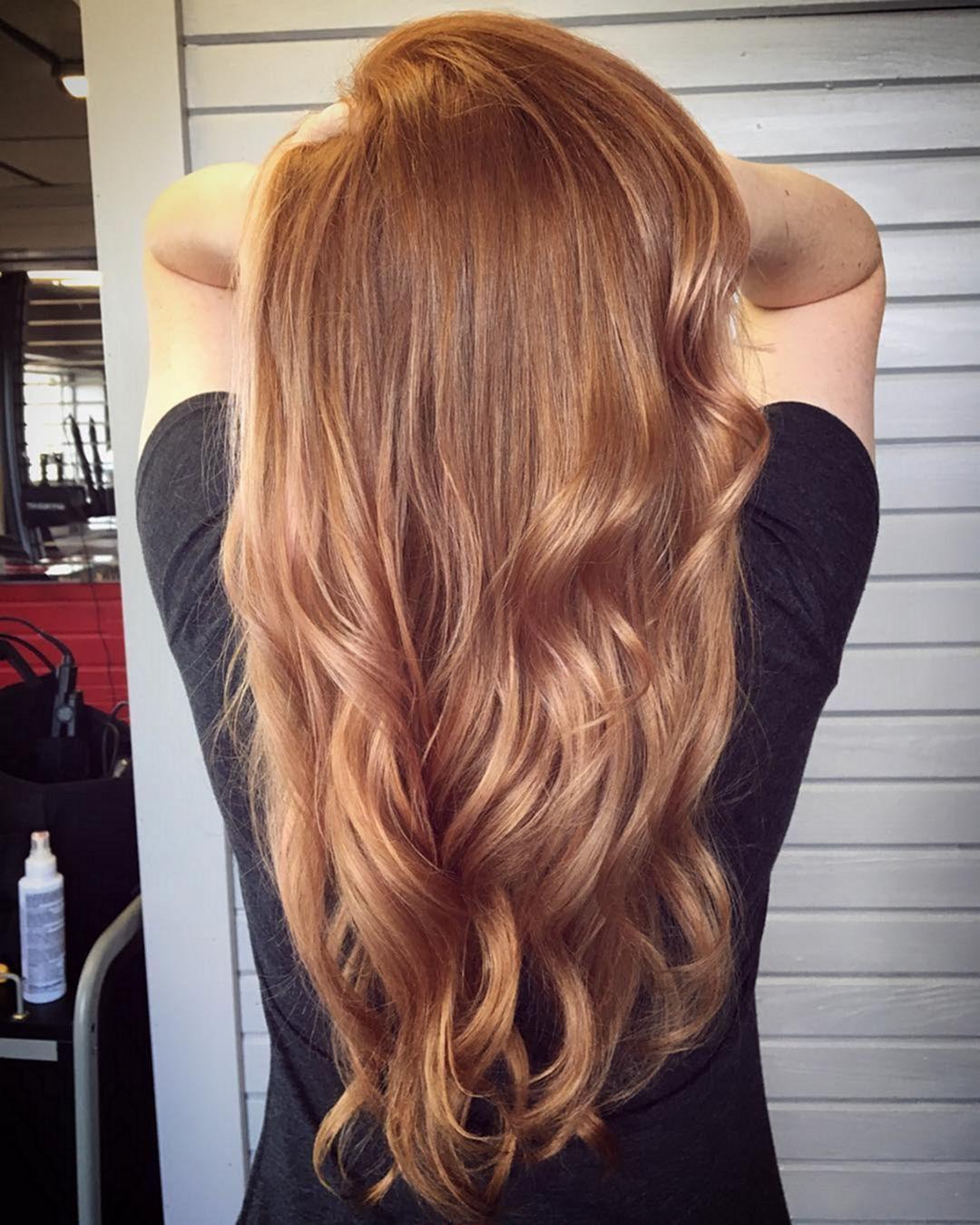 Các màu tóc nhuộm đẹp cho nữ