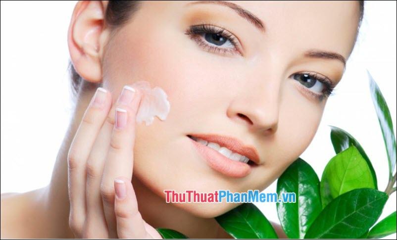 Làm cho làn da của bạn sáng hơn