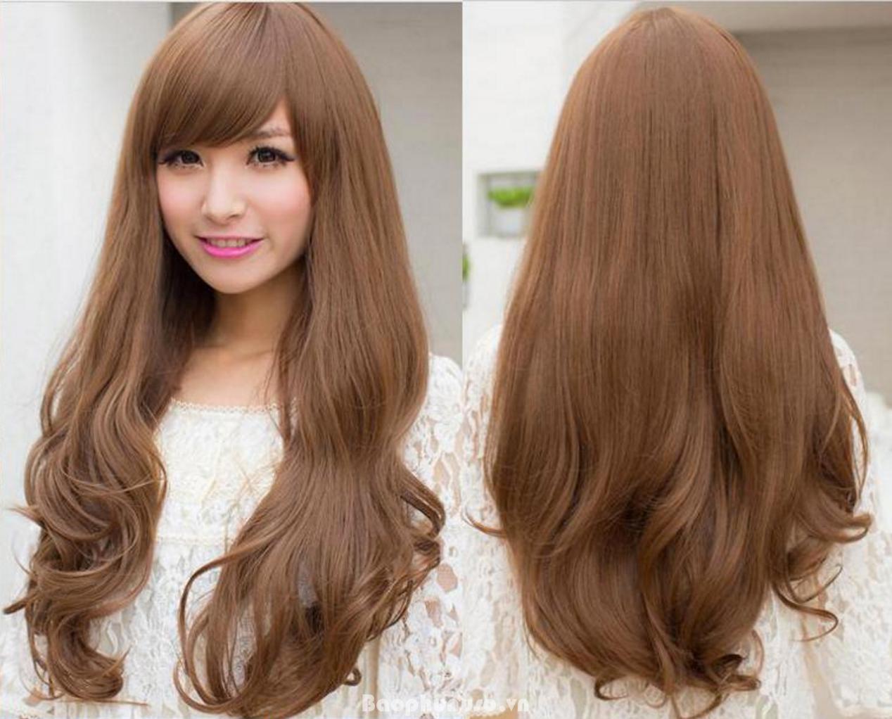 Màu nhuộm tóc đẹp nhất