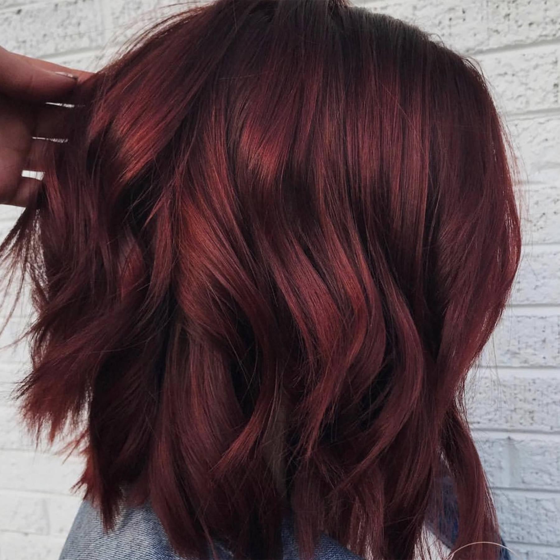 Màu tóc cực đẹp