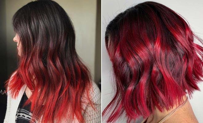 Màu tóc đẹp, mới nhất