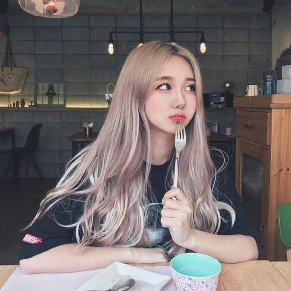 Màu tóc đẹp sành điệu