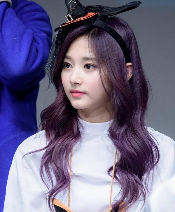 Màu tóc đẹp sao Hàn
