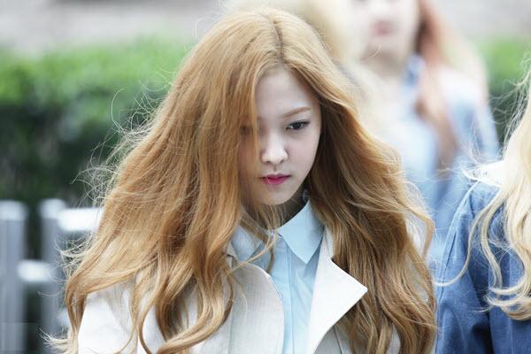 Màu tóc đẹp xu hướng hàn quốc