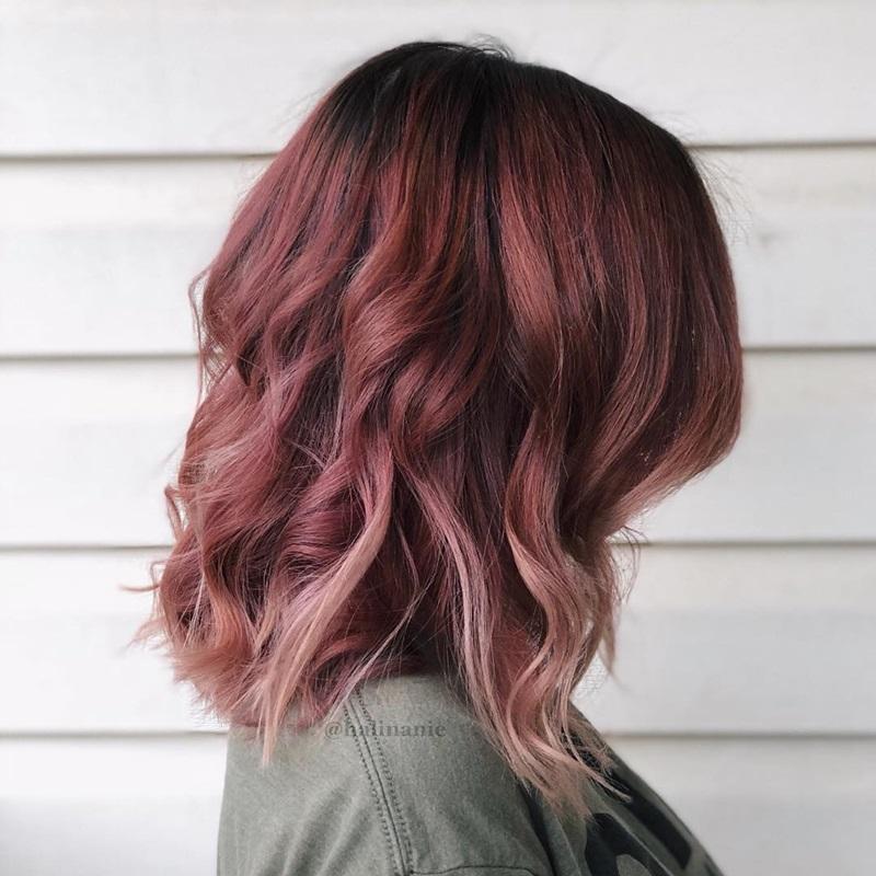 Màu tóc hot