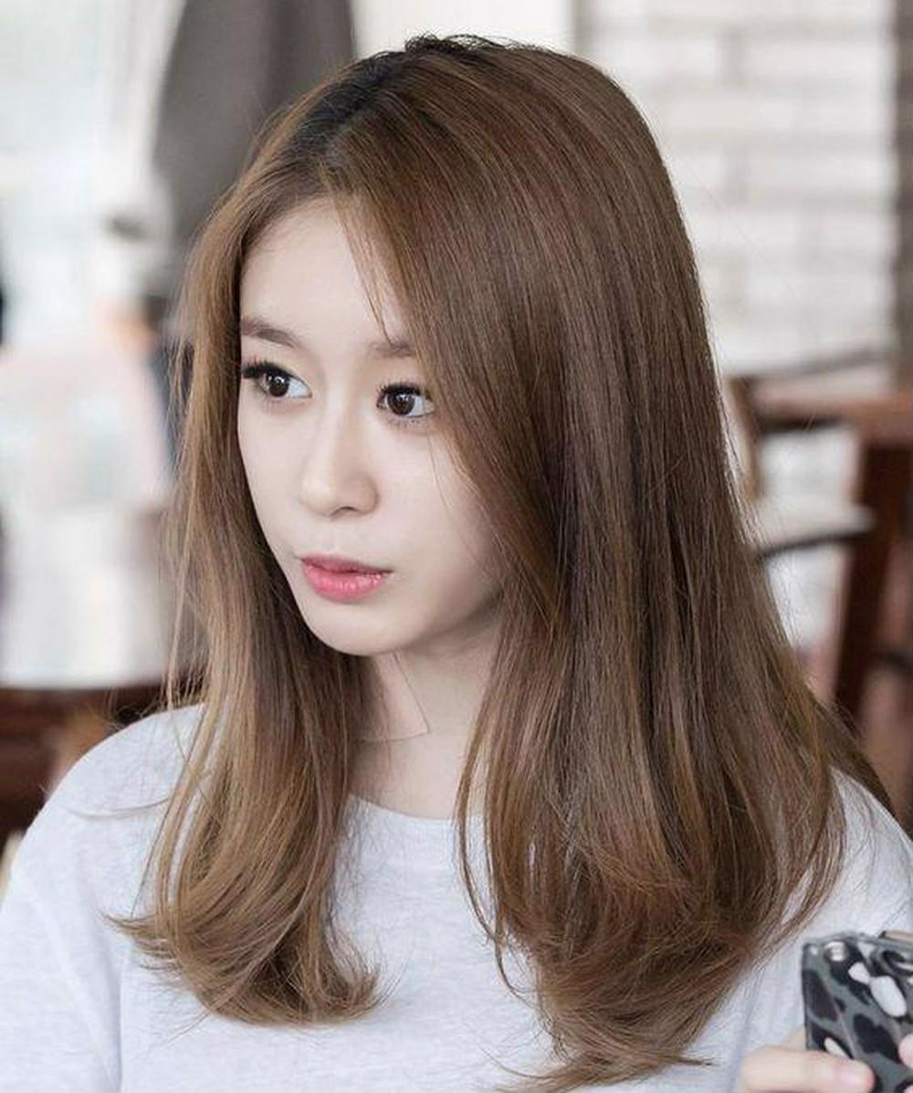 Màu tóc nâu đẹp
