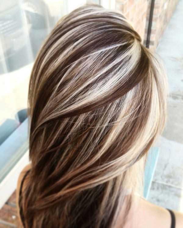 Màu tóc nhuộm cực đẹp