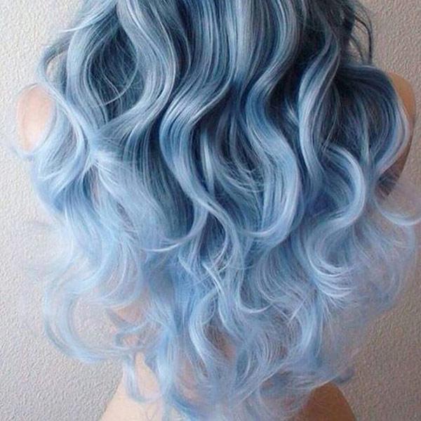 Màu tóc nhuộm đẹp