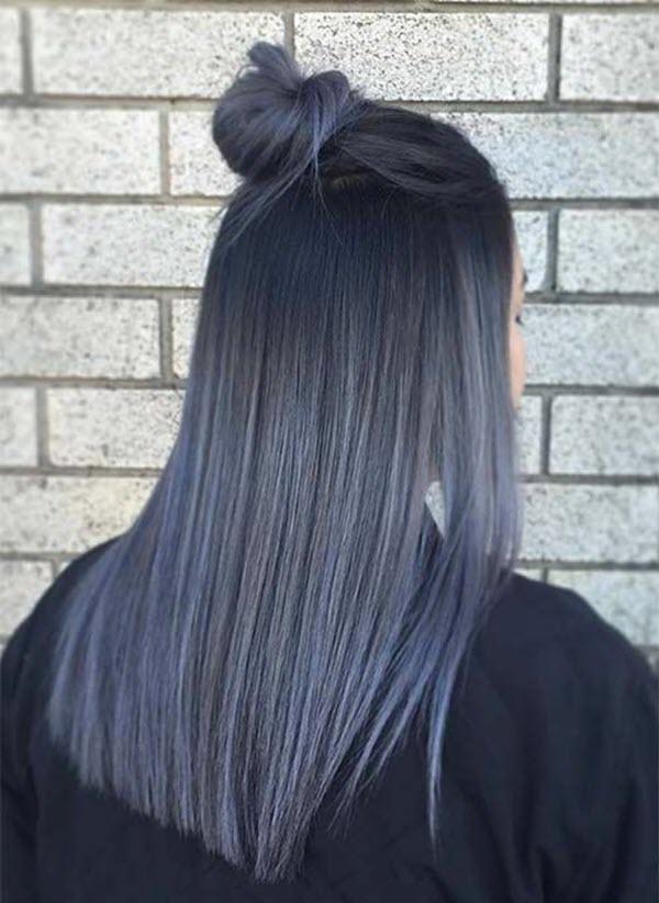 Màu xanh xám tuyệt đẹp