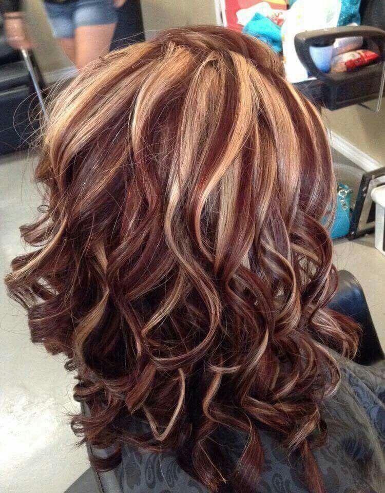 Những màu tóc đẹp