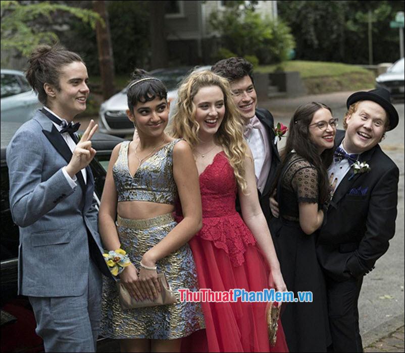 Tiệc Prom được tổ chức ra sao