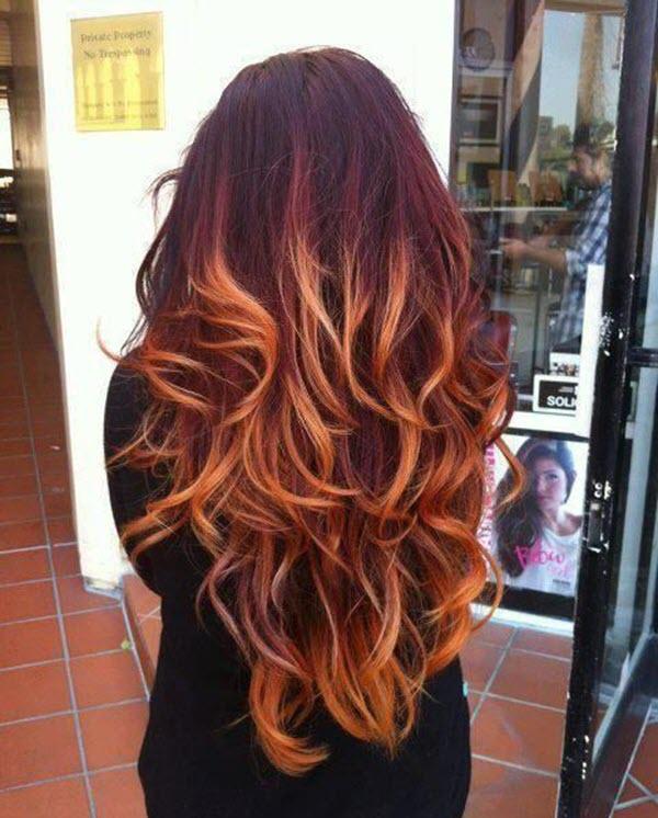 Tổng hợp các màu tóc đẹp