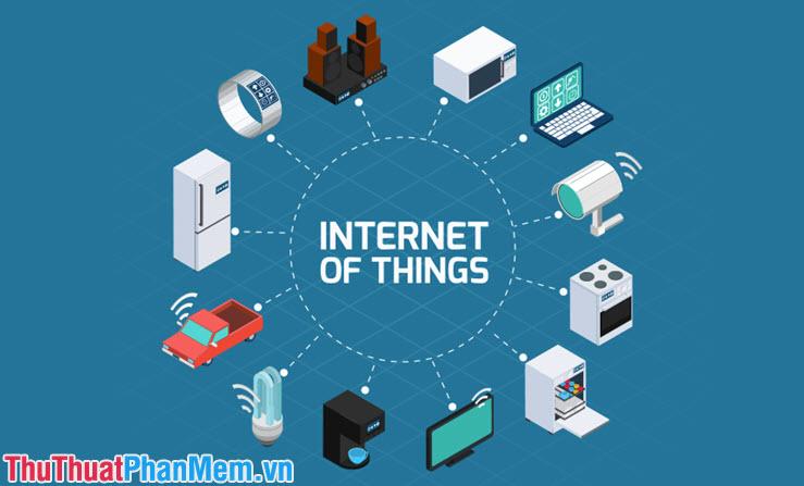 Cách hoạt động của Internet of things