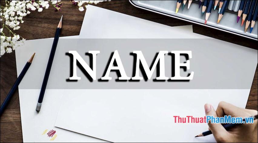 Gọi đầy đủ cả họ và tên (Full Name)