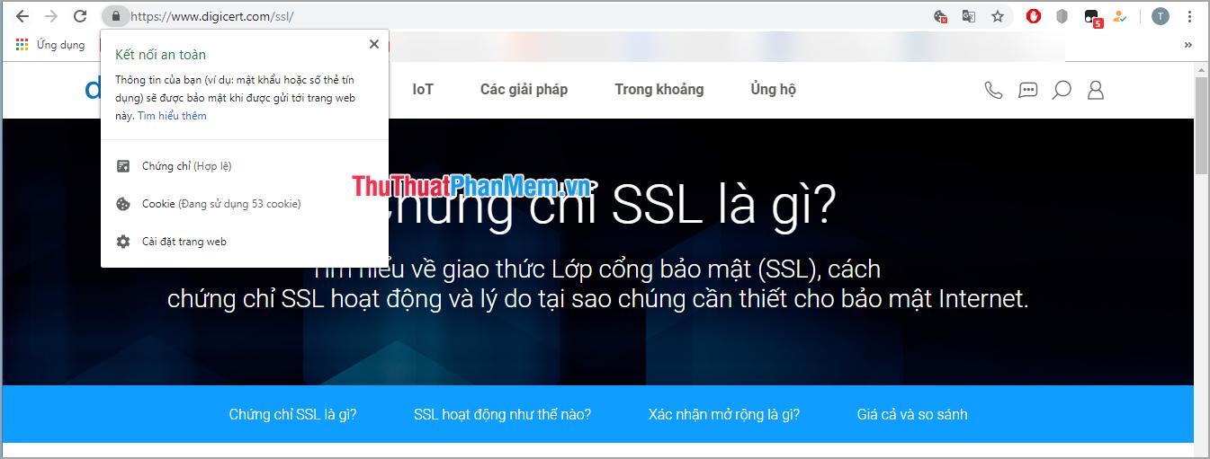 SSL – Lớp bảo mật không thể thiếu
