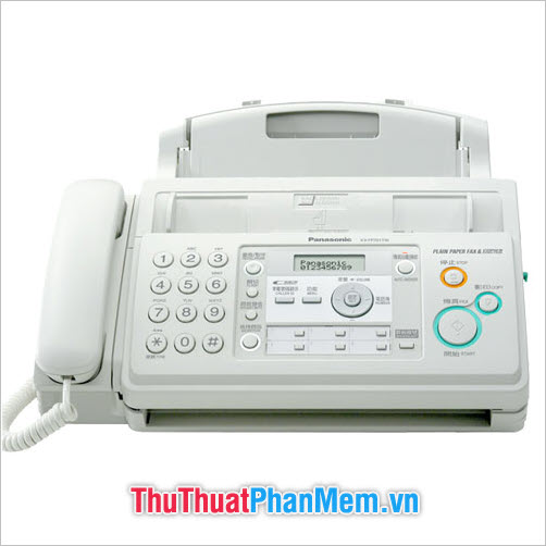 Fax in phim