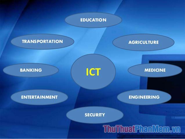 Ý nghĩa của ICT