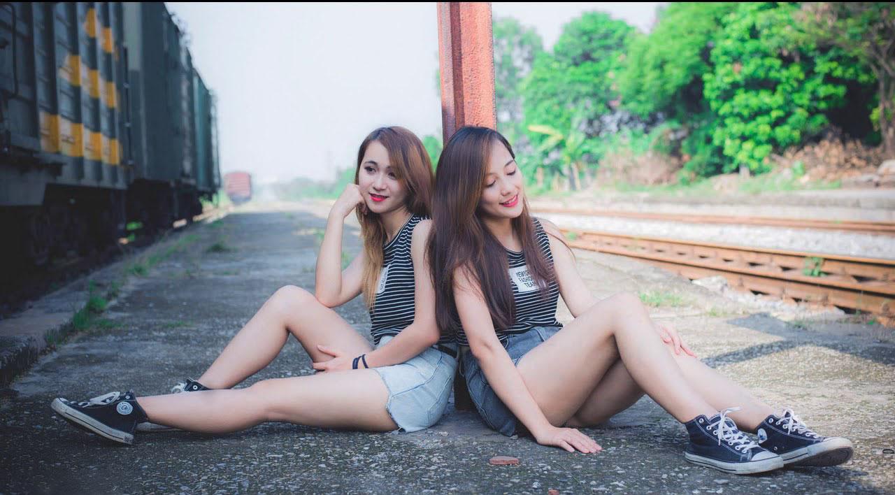 Hình ảnh đẹp về đôi bạn thân