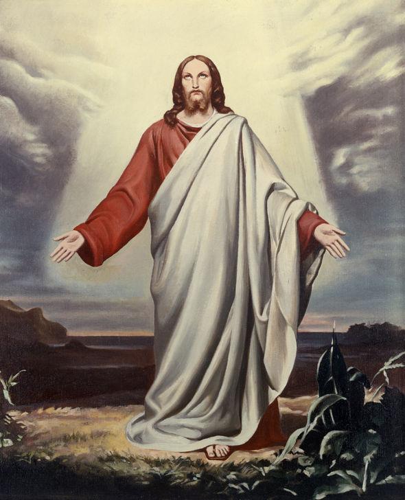 Ánh sáng của Chúa Giêsu phủ xuống thế gian