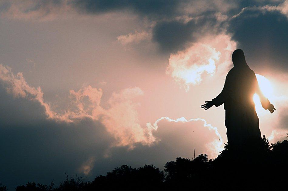 Chúa Giêsu hiện thế giữa núi rừng