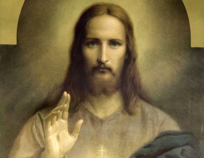 Chúa Giêsu nhìn tông đồ với ánh mắt nhân từ