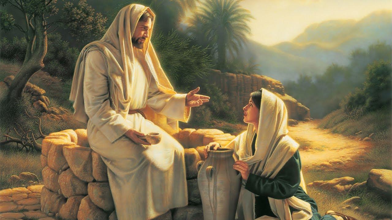Chúa Giêsu và người phụ nữ sứ Samari
