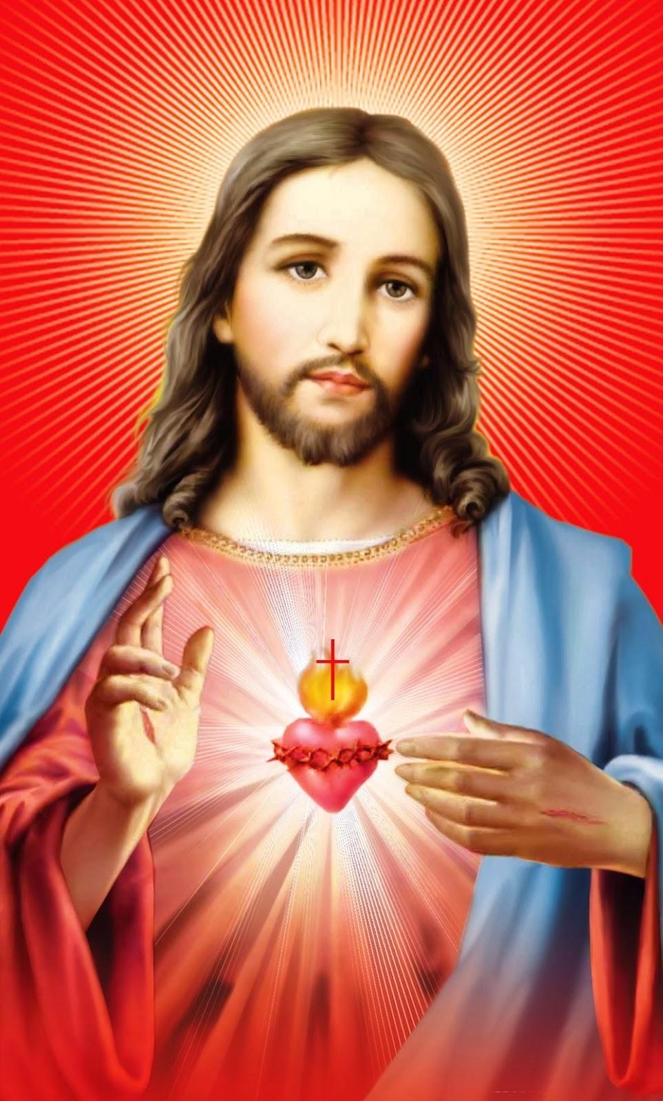 Chúa Giêsu và trái tim quấn gai