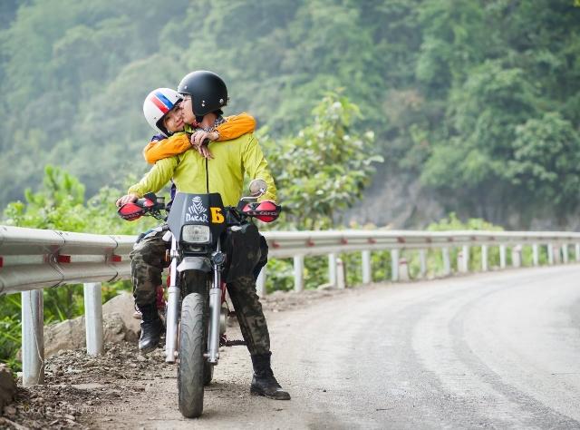 Đi phượt trên cung đường trở về từ Hà Giang