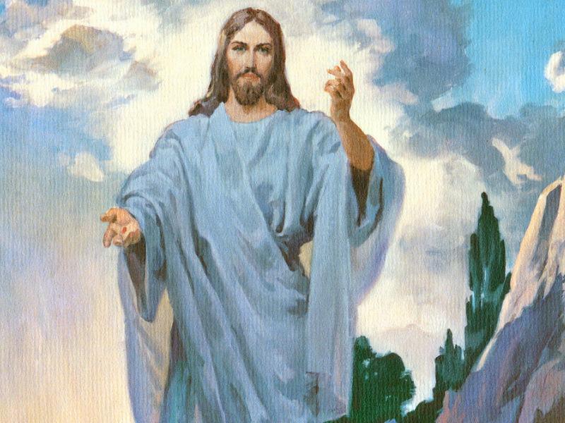 Hình ảnh Đức Chúa Giêsu thật đẹp
