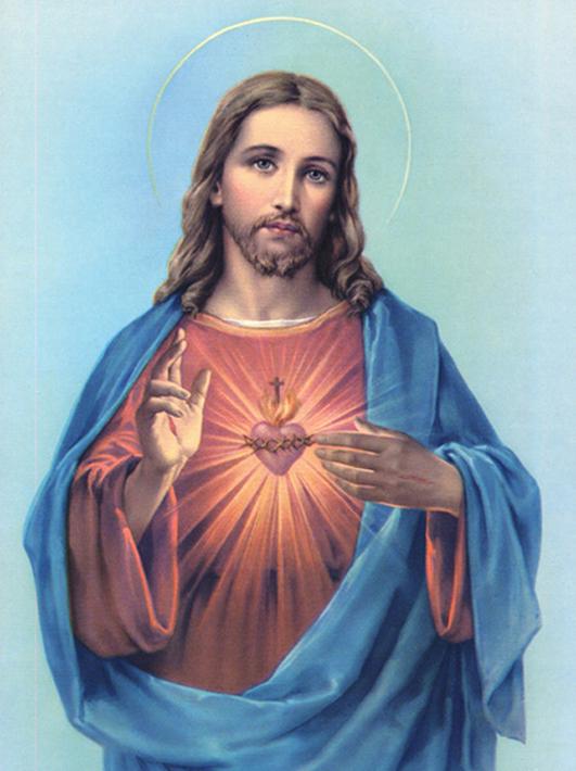 Hình ảnh về Đức chúa Giêsu