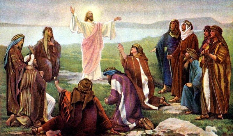 Sự trở về của Đức Chúa Giêsu