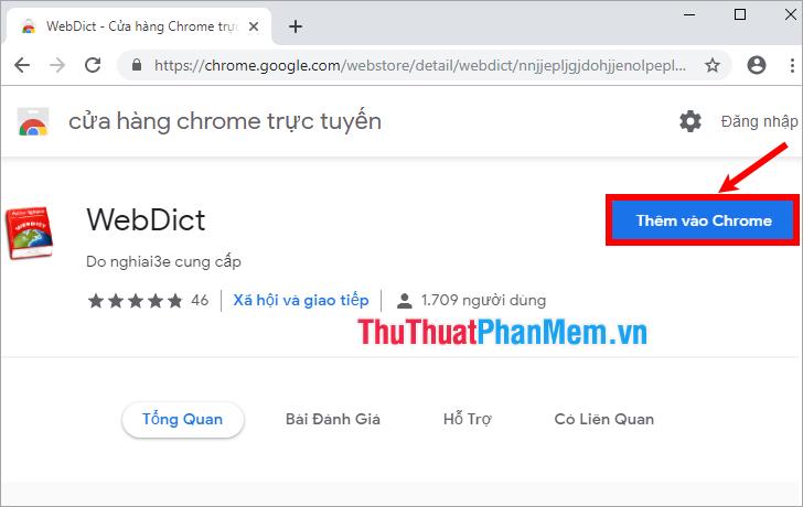 Thêm vào Chrome 2