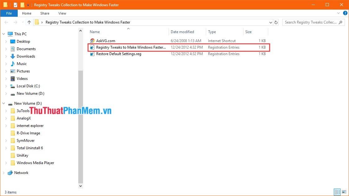 Registry Tweaks to Make Windows Faster