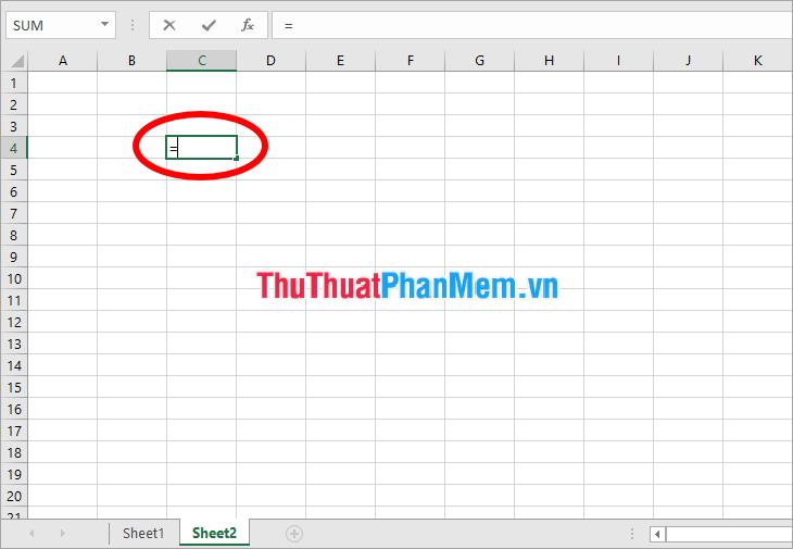 cách câu kết dữ liệu, kết nối dữ liệu giữa 2 sheet trong excel
